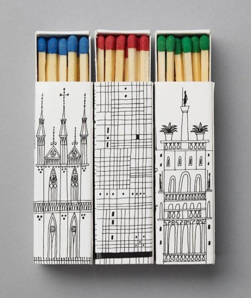 Matchbox Cities