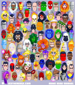 Fan Art. All characters are © Marvel.