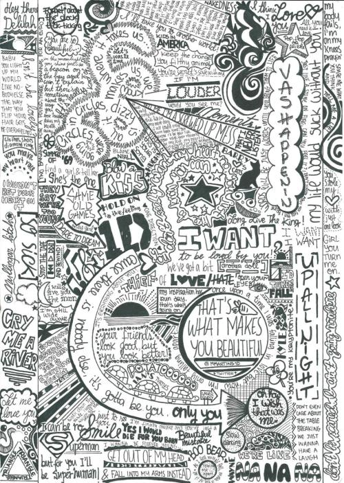 gotmalik:  barrystyles:  million-unbroken-pieces:  Here's my new 1D drawing, what do you think of it? :) (btw help me get them to see it? http://twitpic.com/7u4h0z - @MMartins1D)  wow  holy shit fuck thats amazing