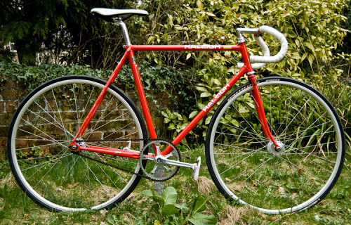 Raleigh Ti by Perki via Pedal Room
