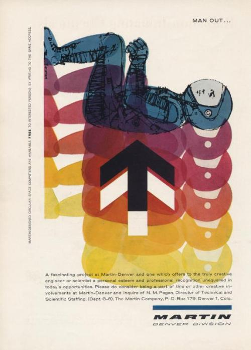 curiositycounts:  The Modernist Nerd – gorgeous vintage science ads from the 1950s and 1960s