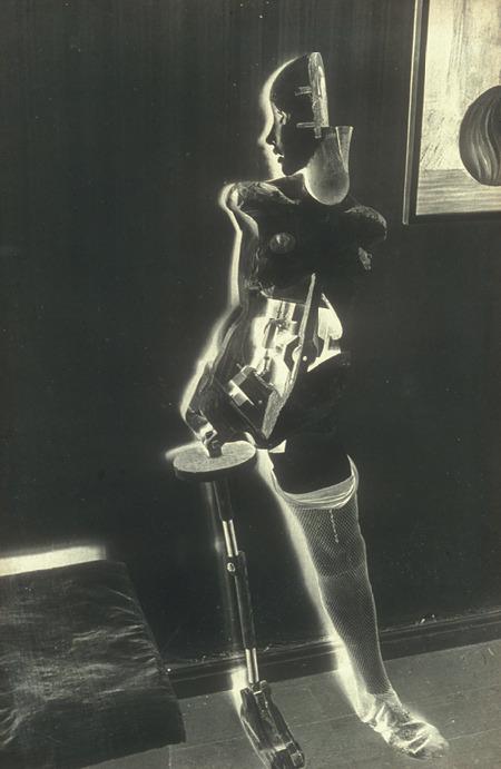La Poupee by Hans Bellmer