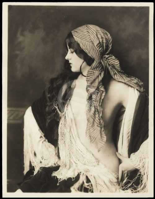 My Bohemian History  Ziegfeld girl Virginia Biddle, by Alfred Cheney Johnston