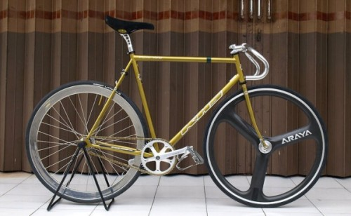 KHS Flite 100 by j.ck.ss via My Fixed Gear