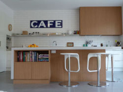 Love the Cafe sign hellofuturehouse:  (via desire to inspire - desiretoinspire.net - Reader's home)