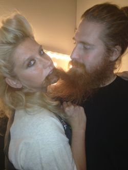 mchitlist:  Happy birthday, Ke$ha. Here's hoping you're surrounded by the most delicious beards this side of the Mississippi!  If you're a fan of the Music Choice Hit List channel, you'll love following MCHitList on Tumblr. ;)