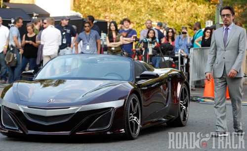 The long-awaited 2012 Acura NSX Concept is a sexy  mid-engine all-wheel-drive hybrid.  We've got insider news before you see it at the 2012 Detroit Auto Show in  January! (Source: Road &  Track)