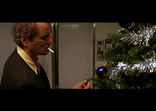 Random acts of Christmas ~Bill Murray