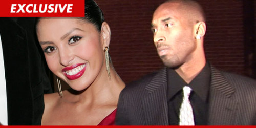 nbaoffseason:  Vanessa Bryant, Kobe Bryant's wife, files for divorce according to TMZ. Vanessa, the ultimate Kobe-stopper, is sick of his cheating, or so says the story. I'm guessing this is going to get really ugly, really fast.  @Suga_Shane