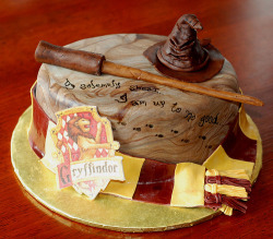 This is the best Harry Potter cake I have ever seen.