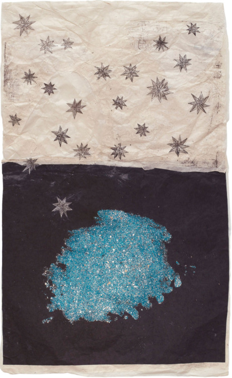 cocoroachchanel:  rising, 2010, kiki smith