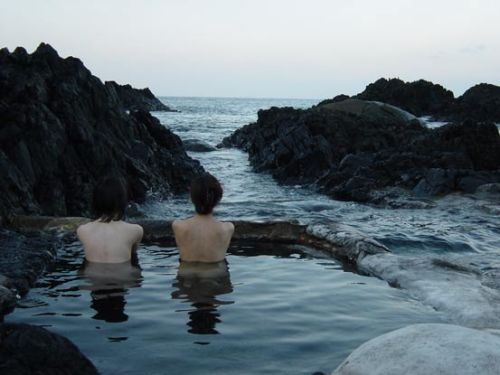 Yakushima Onsen, Japan [Source: ask-kouyou]