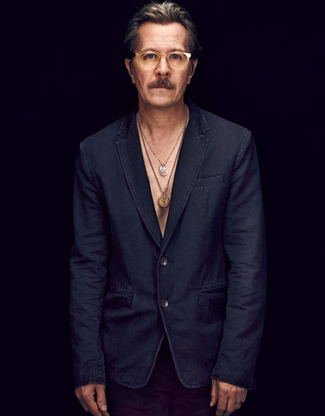 Gary Oldman: What I've Learned - Esquire by Robert Maxwell, December 2011