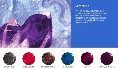 'MINERAL FX' Series - ORLY Nail Polish   (SPREE CLOSES EVERY 14th and 29th of the MONTH) Your ORLY Nail Polish will reach you within 3 weeks AFTER SPREE CLOSES;  Buy one bottle @ only SGD 10.90 10.50!! * Price for some special products may differ BUT are available upon request *  ~ ONE FREE GIFT with EVERY PURCHASE;  ♥ FOC meetup at YEW TEE & CHOA CHU KANG MRT.CLEMENTI MRT & in NUS *For School Days ONLY*(Other locations subjected to convenience)♥ NORMAL postage @ SGD 1.00, subsequent items @ $0.80 each♥ REGISTERED postage @ SGD 3.00, subsequent items @ $0.80 each   ♥ A.M. Mail (Letterbox Delivery) @ SGD 3.00, MAX. weight of 300grams♥ A.M. Mail (Doorstep Delivery) @ SGD 4.20, MAX. weight of 300grams  ~ Hurry & start shopping the FULL RANGE @ http://www.ORLYbeauty.com[:  Please kindly place ALL ORDERS via the ' ORLY spree ' form ;