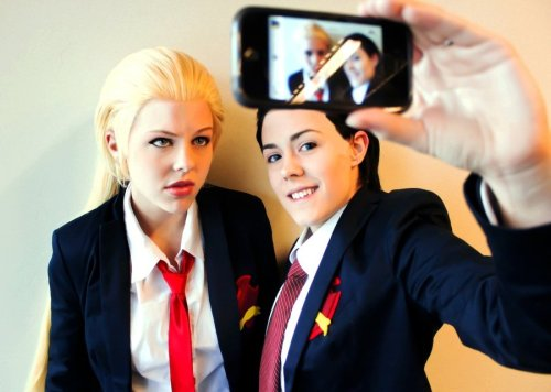 yjcosplay:  We'll Laugh About This Someday - YJ