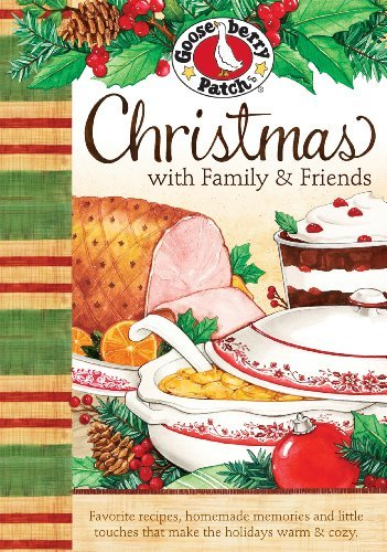 """Christmas with Family & Friends Cookbook: Favorite recipes, homemade memories and little touches that make the holidays warm & cozy. (Kindle Edition) was recently tagged """"family"""" on Amazon.com."""