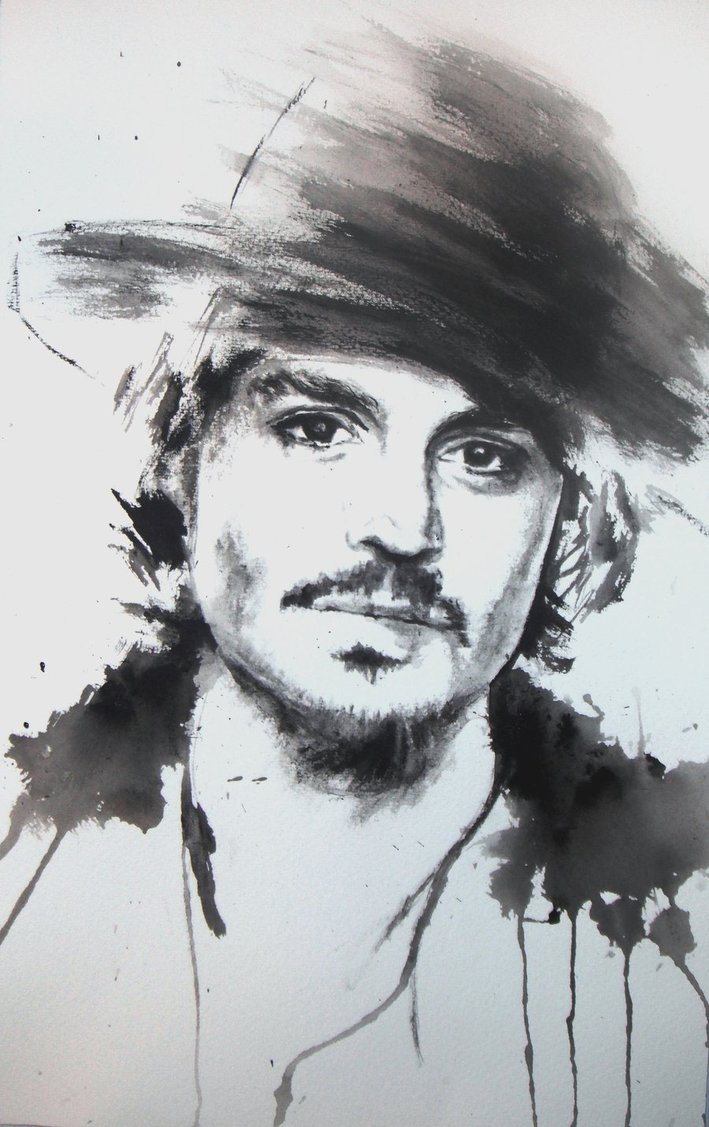 Johnny Depp by ~remsND Buy this print!
