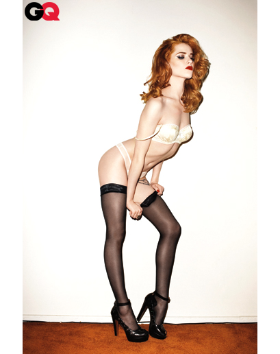 Evan Rachel Wood. Enough said