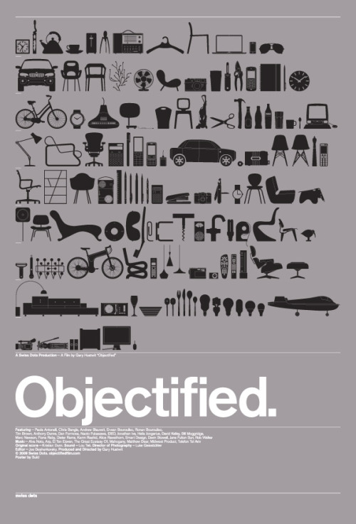 toliveanddieinlondon:  Objectified (2011) #nowwatching  Great doc. Apple fans will get a fantastic insight into Apple design by head-honcho Jonny Ive :)