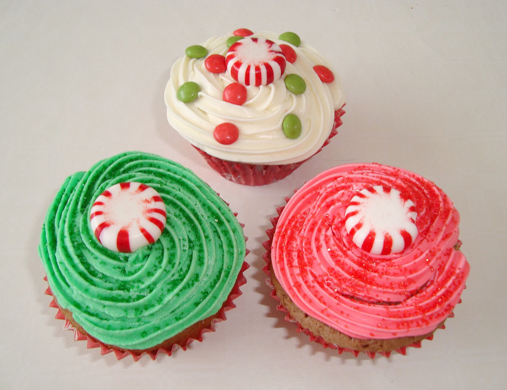 Should I make Christmas cupcakes this year….?