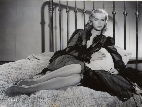 blueruins:  Anne Francis