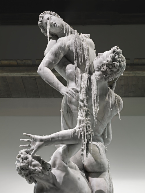 escolma:  Untitled, by Urs Fischer, 2011. Sculpture made out of wax.