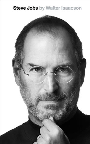 currently reading  Steve Jobs  by Walter Isaacson