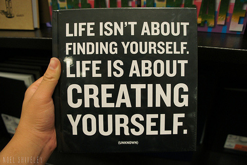 life and yourself