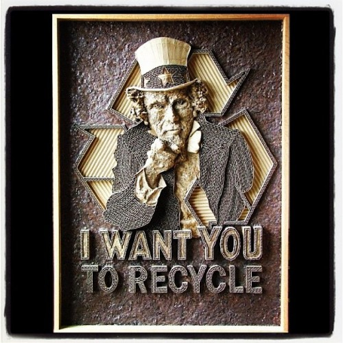 • Reduce, Reuse & Recycle.  Don't wait for Politicians  to understand that climate change  is a planetary crisis. instagram
