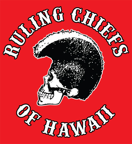 THE RULING CHIEFS OF HAWAII