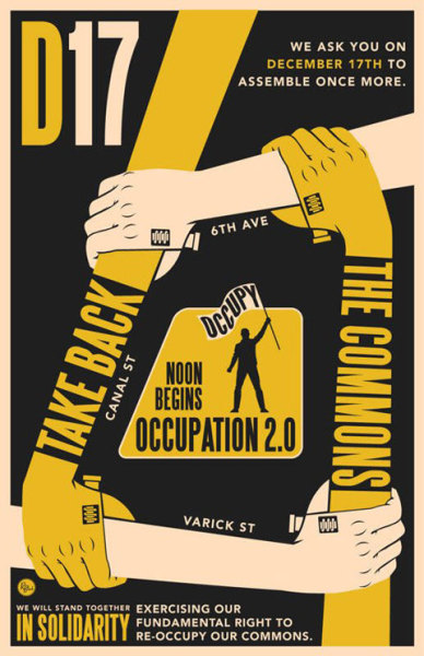 "Lou Reed, Patti Smith, Dean & Britta, Titus Andronicus & more for D17 Occupy Event today brooklynvegan, brooklynvegan.com ""Join artists, musi­cians, and local com­mu­ni­ty mem­bers for an all-day per­for­mance event in sup­port of Occu­py Wall Street's re-occupation of space in down­town Manhattan."" Lou Reed & Patti Smith scheduled to play on Saturday…"