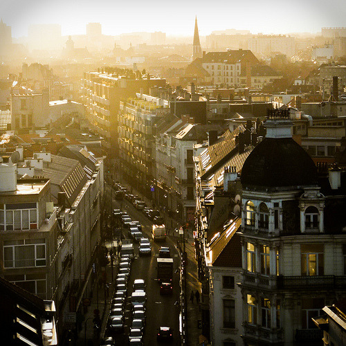 allthingseurope:  Brussels, Belgium (by Channed)