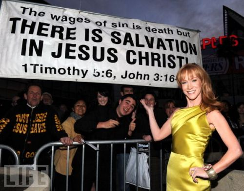ih8religion:  Kathy Griffin is just the best!! I H8 RELIGION