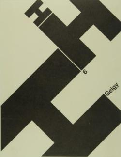 Designed by Fred Troller (1930 – 2002) for Geigy Chemical Corporation.