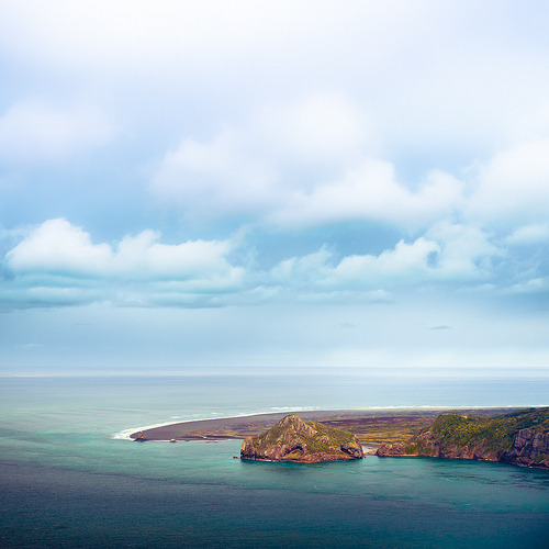 Ocean & Clouds (by ►CubaGallery)