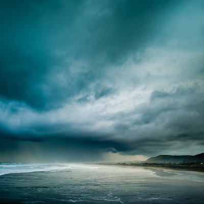 kari-shma:  Beach Clouds (by ►CubaGallery)
