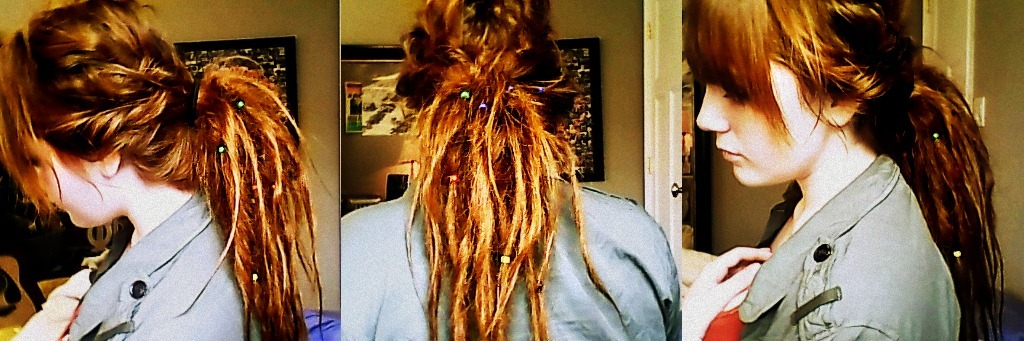 Guys I got dreads tell me what you think!