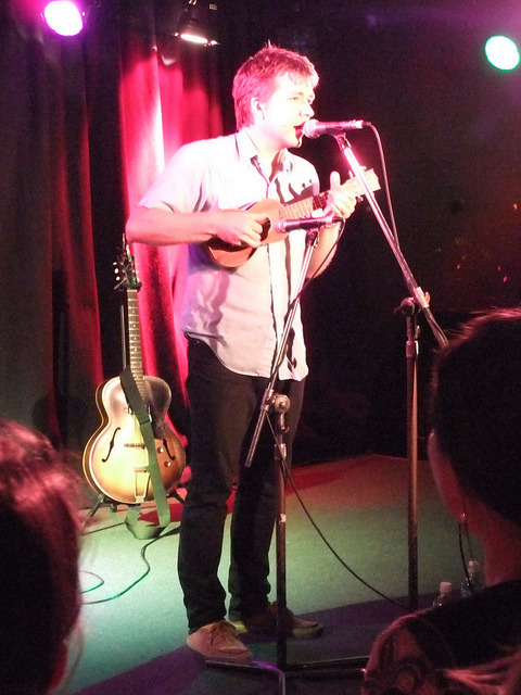 Darren Hanlon @ Northcote Social Club - Dec 16 2011 on Flickr.
