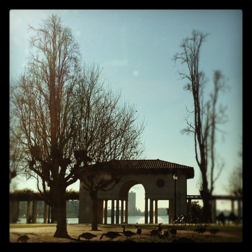 Oakland (Taken with Instagram at Lakeside Park)
