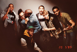 hellyeahnickyballz11:  i spy jayz (': This is so cute  Cudder! Ahhhh. :)