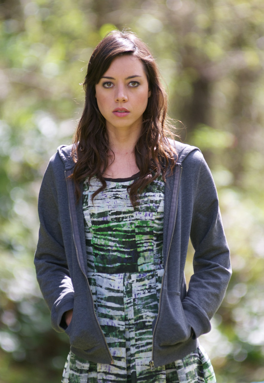 Aubrey Plaza in Safety Not Guaranteed