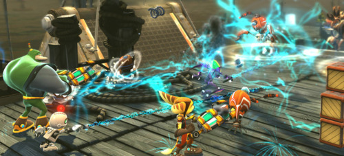 Nukezilla Review: Ratchet & Clank: All 4 One (PS3)