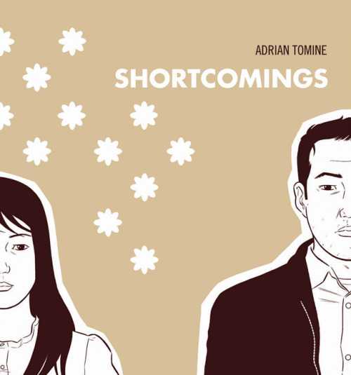 I read 'Shortcomings' by Adrian Tomine in completely the wrong order. Tomine is one of the last well-known alternative cartoonists to still publish his work as 'floppy' comic books (under the name 'Optic Nerve'), and I was a bit late tapping in to the Shortcomings storyline. I bought the third part a few years ago, read some of the first part in a compilation and only just got the middle part at Thought Bubble this year.  It's really just a simple relationship story that makes some attempts to deal with race and trust issues. What I like so much about Shortcomings is that by the end, both parties have revealed their flaws and their weaknesses- there isn't a polar victim and 'bad guy'. Tomine in my opinion is a great storyteller and a master at capturing human expression, even if those expressions are almost exclusively placed on the young and the beautiful.