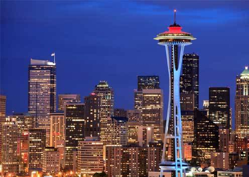 This is where i wanna live when i grow up. Seattle