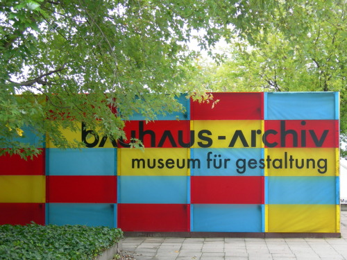 Berlin Bauhaus. So many design treasures inside. Go.
