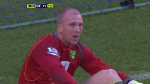 John Ruddy is sad that he didn't get the heroes welcome he had hoped for from the Everton fans on his return to Goodison.