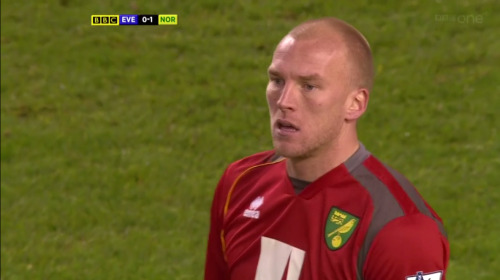John Ruddy is sad that appearing on this blog seems to be a recurring thing.
