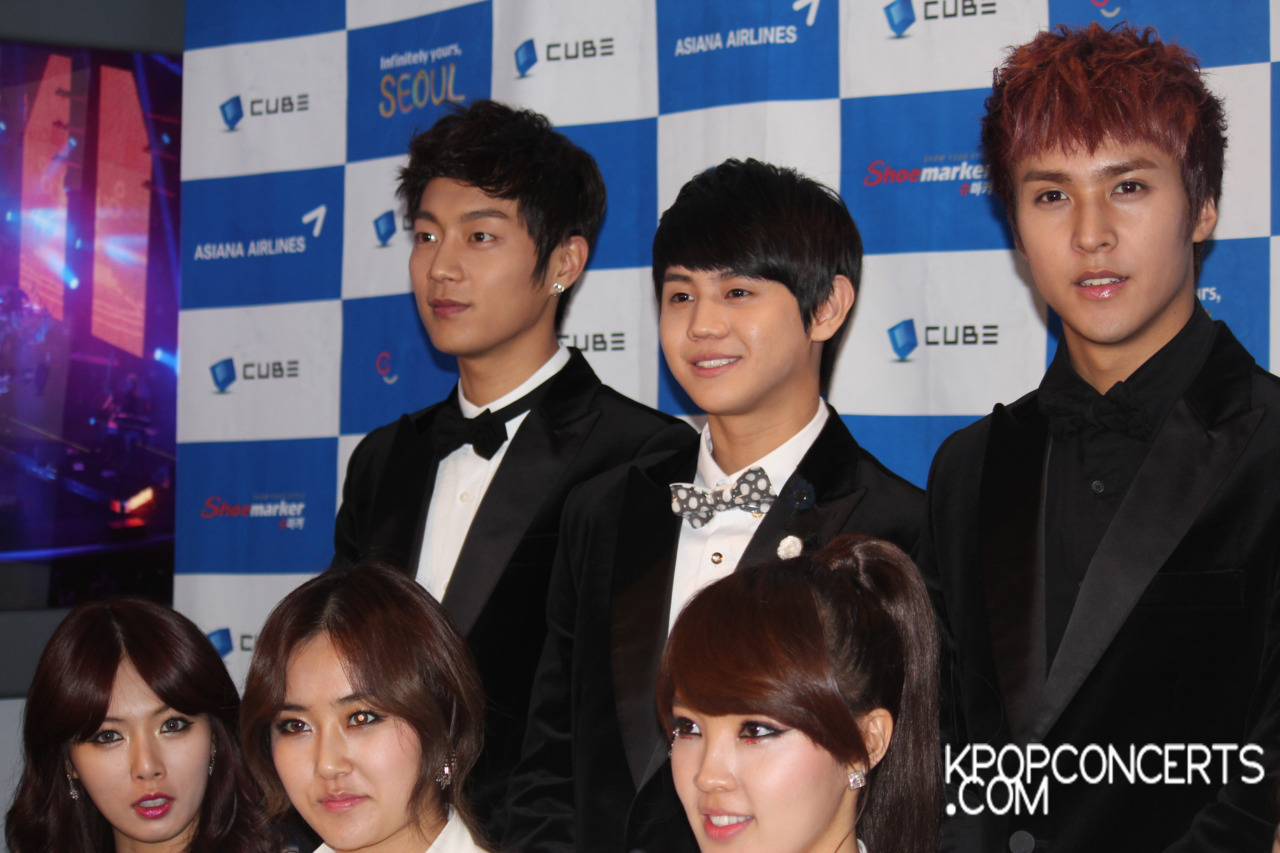 su-mi:   111205 United Cube in London Press Conference DO NOT TAKE OUT CREDITS : Photography by Su-mi [Click for HQ resolution]