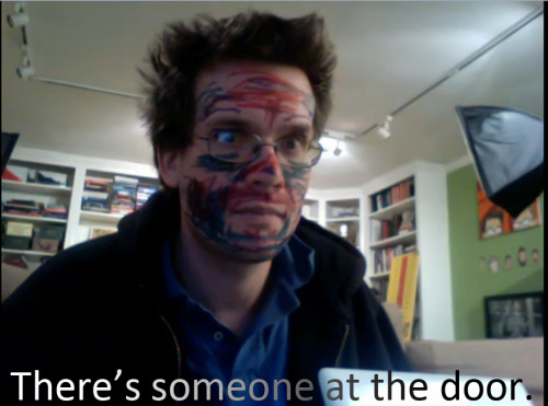 jeffreyswest:  Hi, I'm John Green. New York Times best-selling author and Printz novelist.