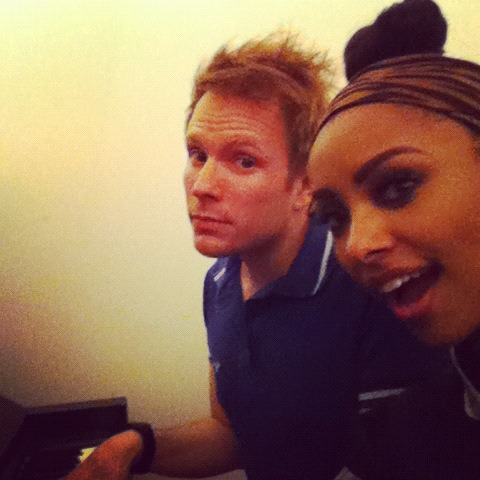 minorearth:  Patrick Stump is working with Kat Graham (Bonnie from The Vampire Diaries) on what I guess will be her new album? … and once again, we prove that all fandoms are one fandom. ;)